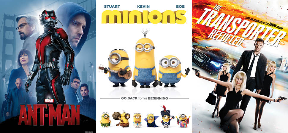 Video OnDemand New Movie Releases | Conway Corporation