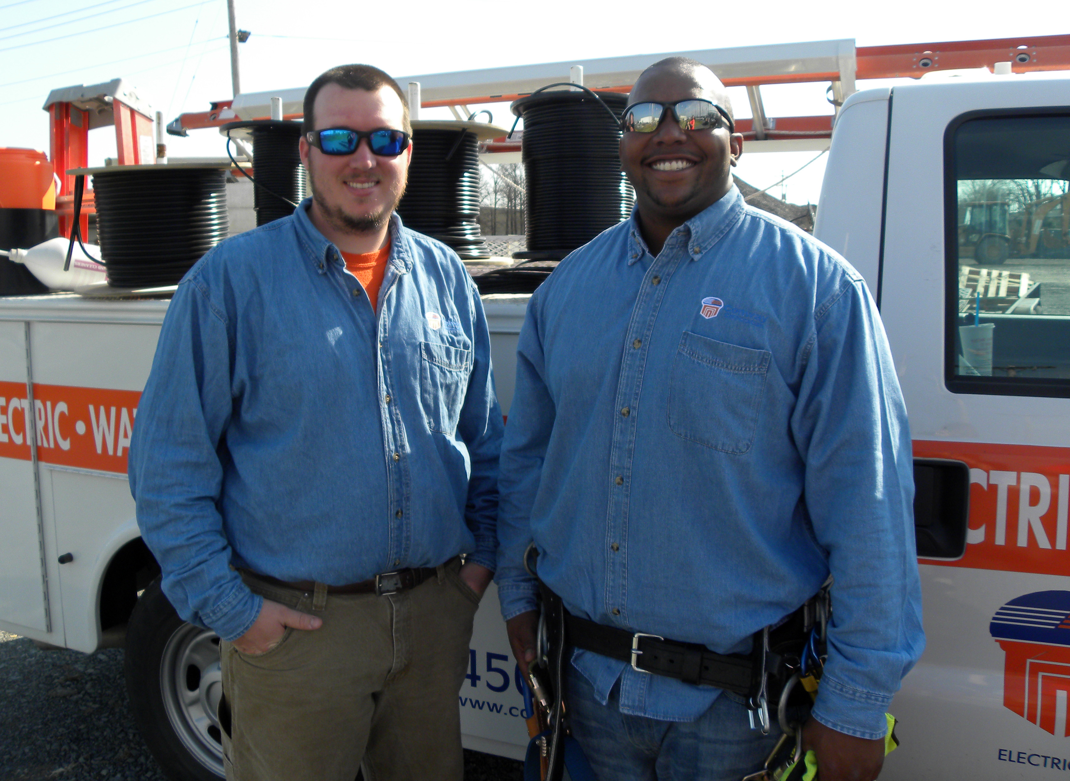 Cable installers earn globally-recognized certifications | Conway ...